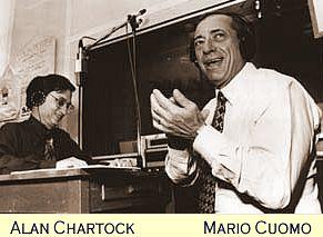Mario Cuomo at WAMC