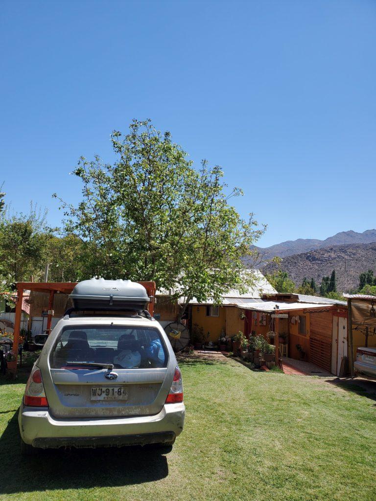 Hostal Berta, Villa Aconcahua, Chile