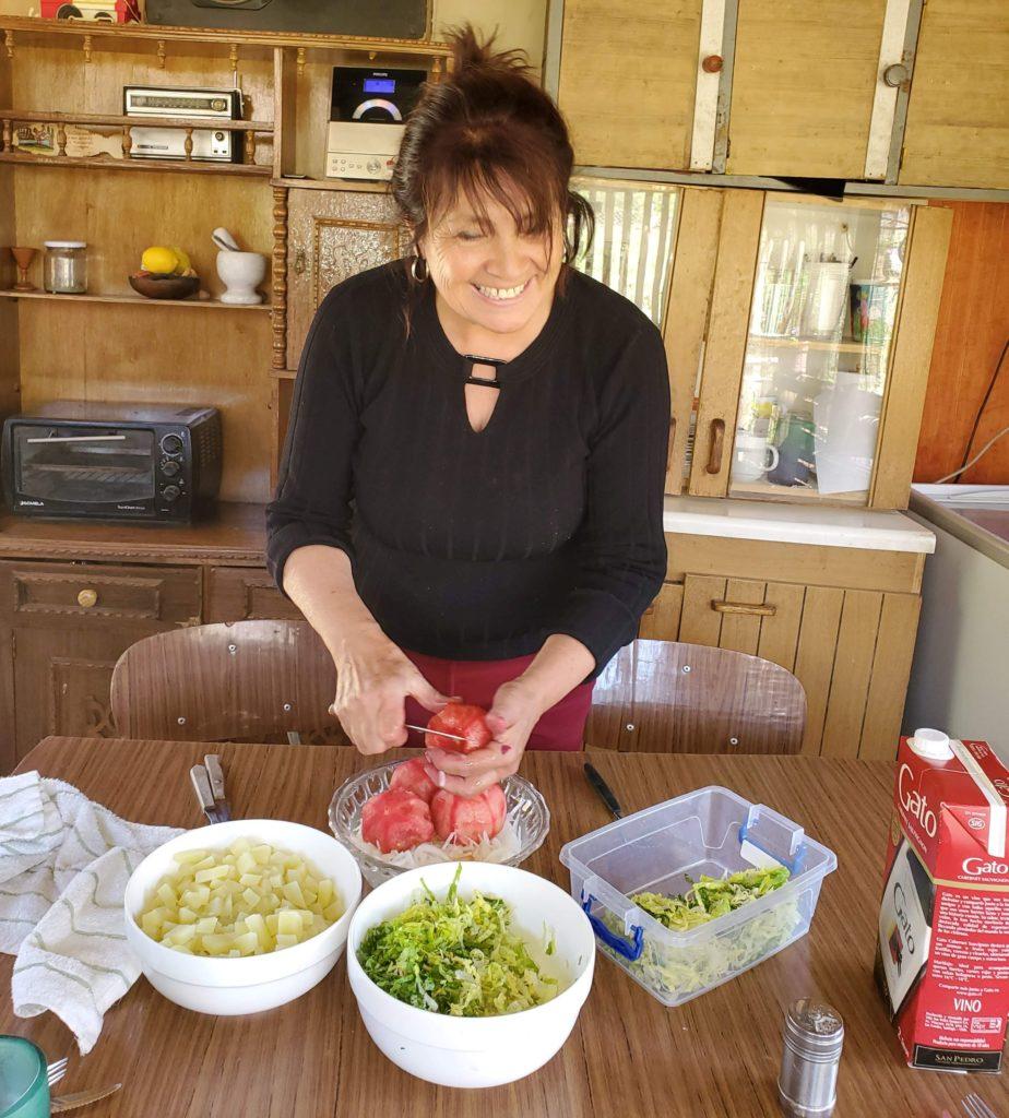Chef Berta