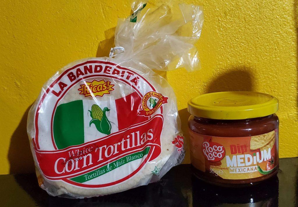 Rare find: U.S. supermarket salsa in Argentina