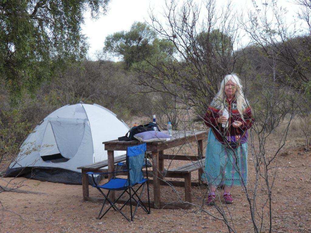 campsite Don Pilar, Argentina