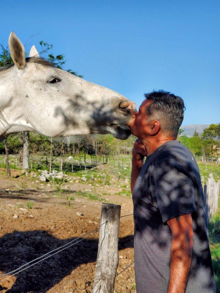 Besito (little kiss)