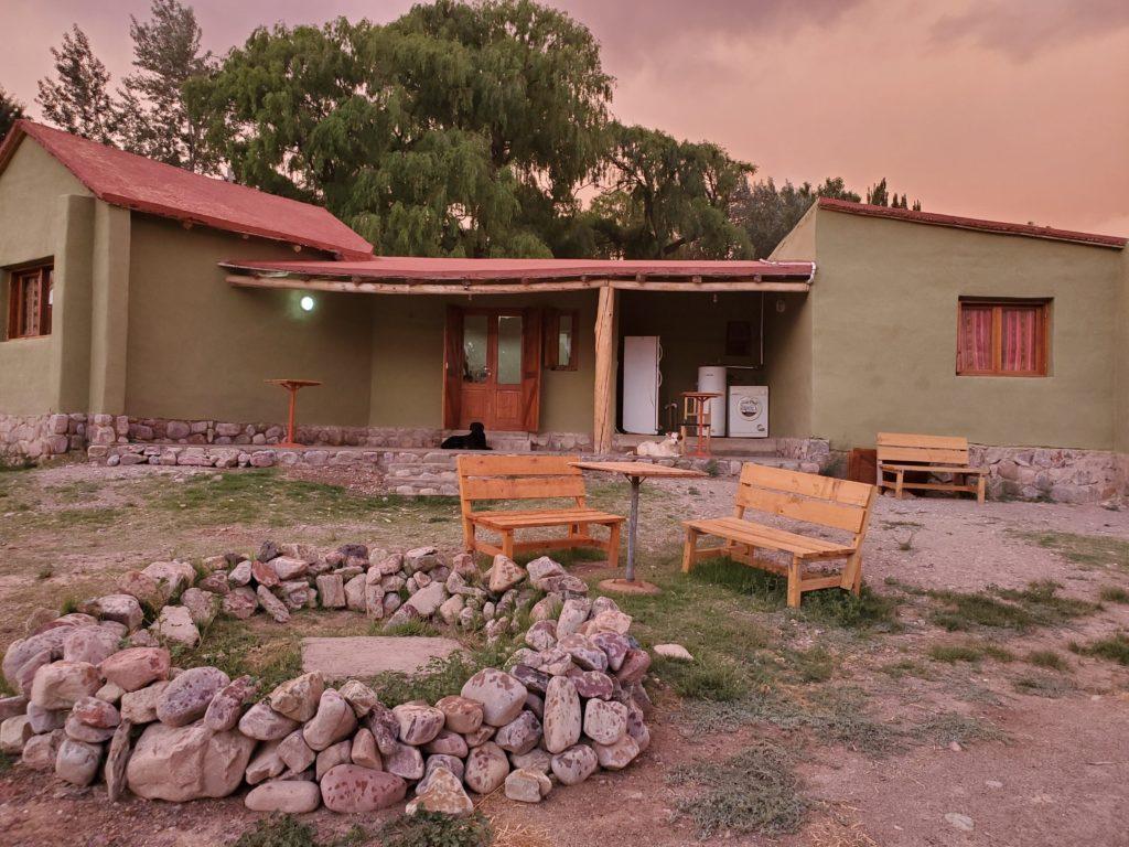 Cabañas el Reposo de Mandinga, Humahuaca, Argetina