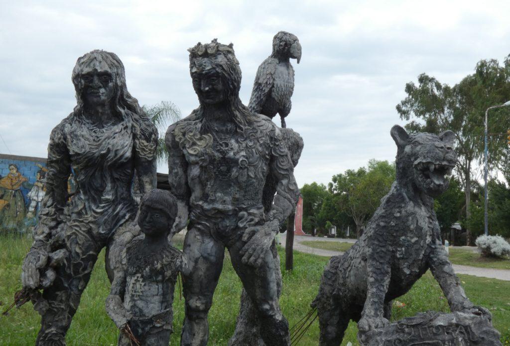 Bicentennial Park, Famaillá, Argentina