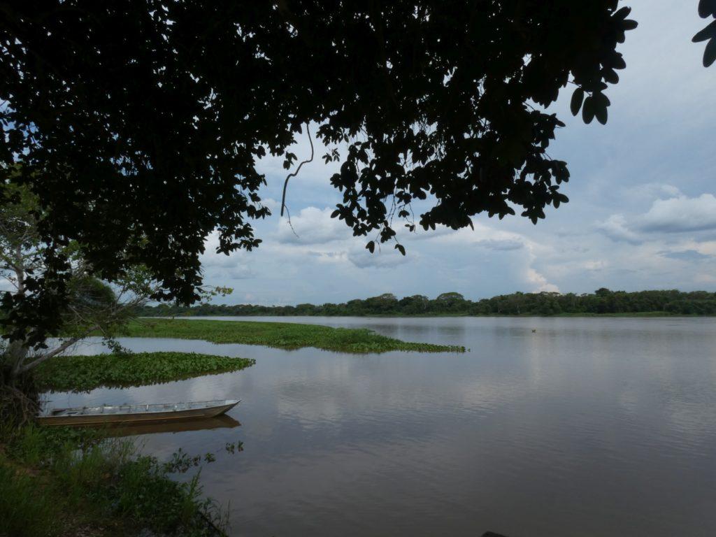 Rio São Lourenço,, Porto Jofre, Brasil