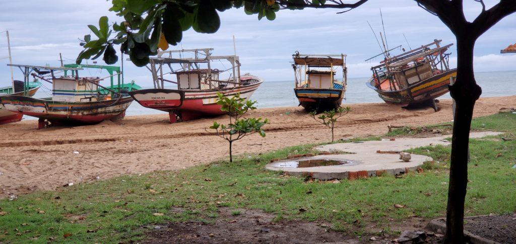 "Farol do São Thomé boat ""harbpr""."